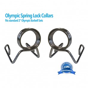 Spring lock collars