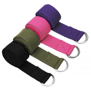 Yoga Belt D-Ring