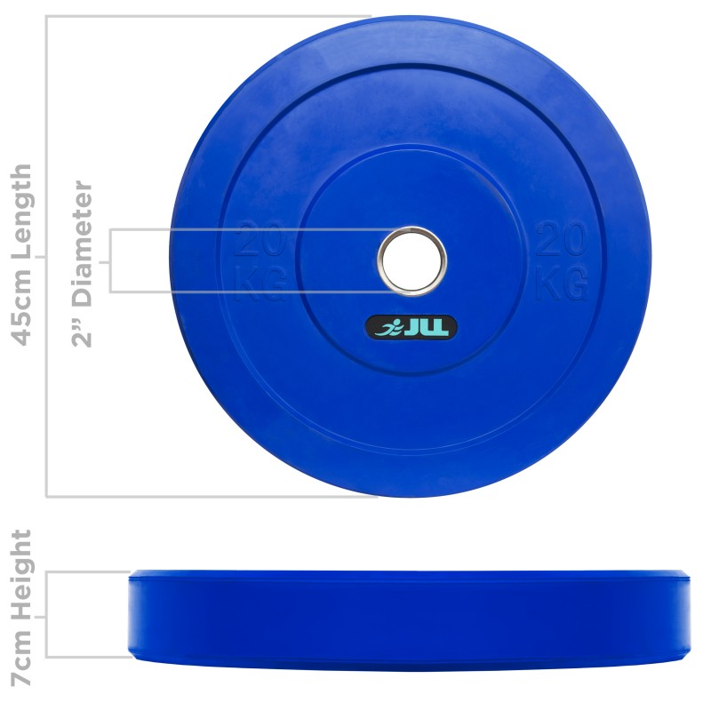 Jll Olympic Weight Plates Jll Fitness
