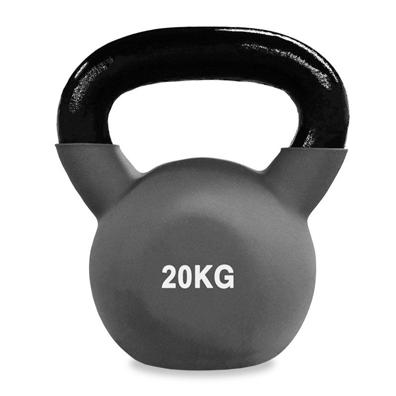 Neoprene Covered Kettlebell 20kg Jll Fitness