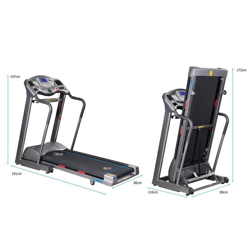 JLL D700 Motorised Treadmill