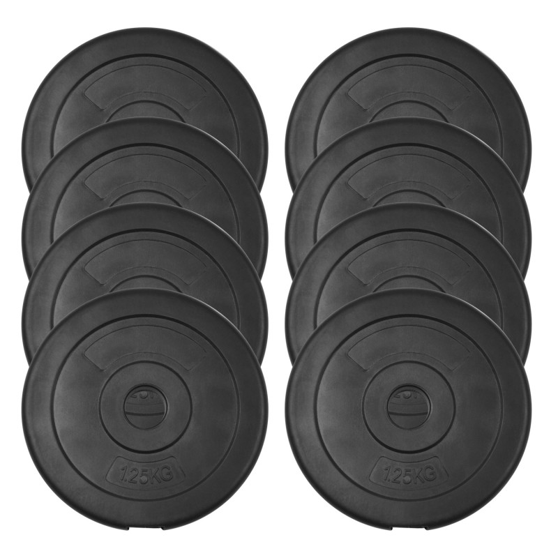 Spin Bikes For Sale >> Vinyl Weight Plates - JLL Fitness