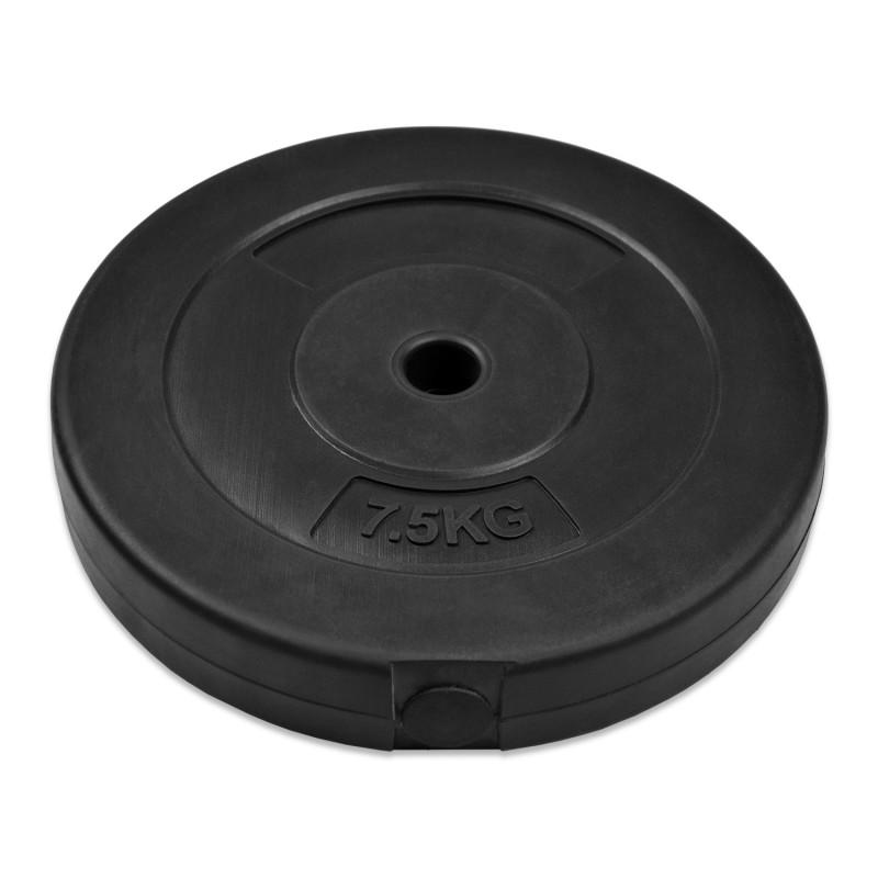 Jll Dumbbell Set: Vinyl Weight Plates