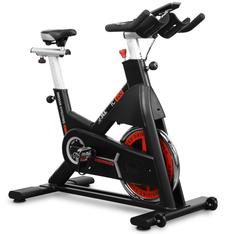 JLL IC600 Advanced Commercial Indoor Cycling Bike