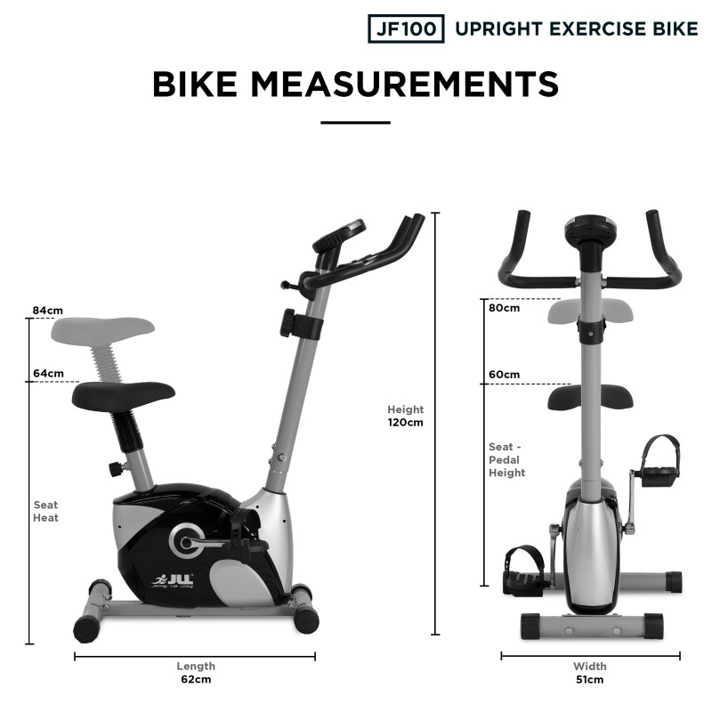 JLL JF100 Exercise Bike