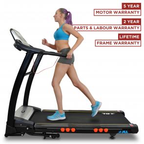 S400 Folding Treadmill