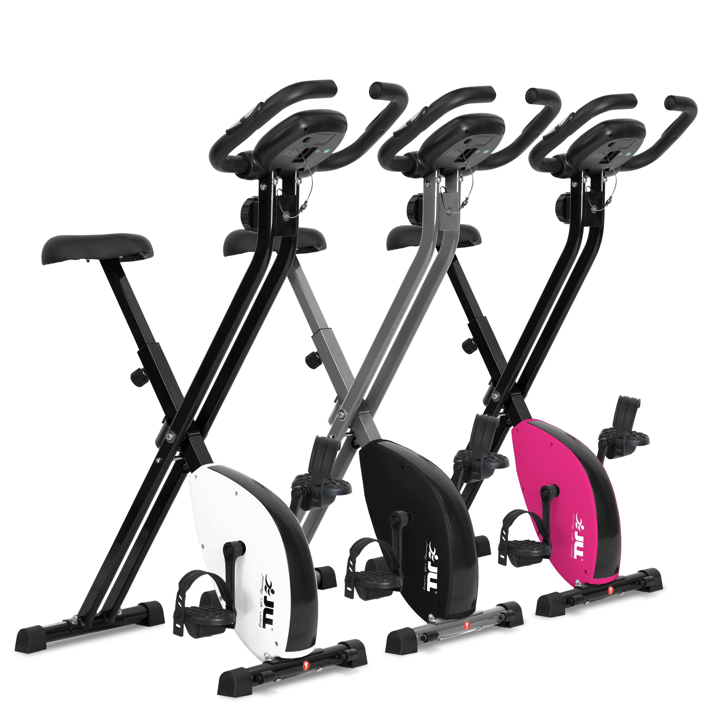 jll vxbike folding exercise bikes