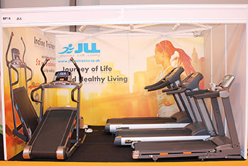 jll fitness exhibition nec birmingham