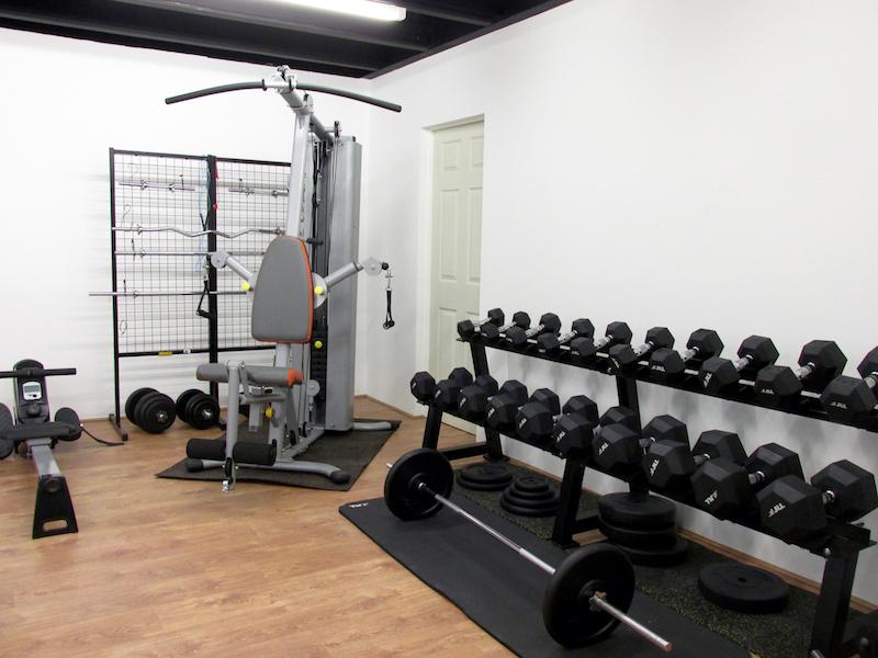 JLL Fitness Showroom