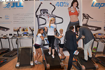 jll fitness NEC Birmingham Exhibition