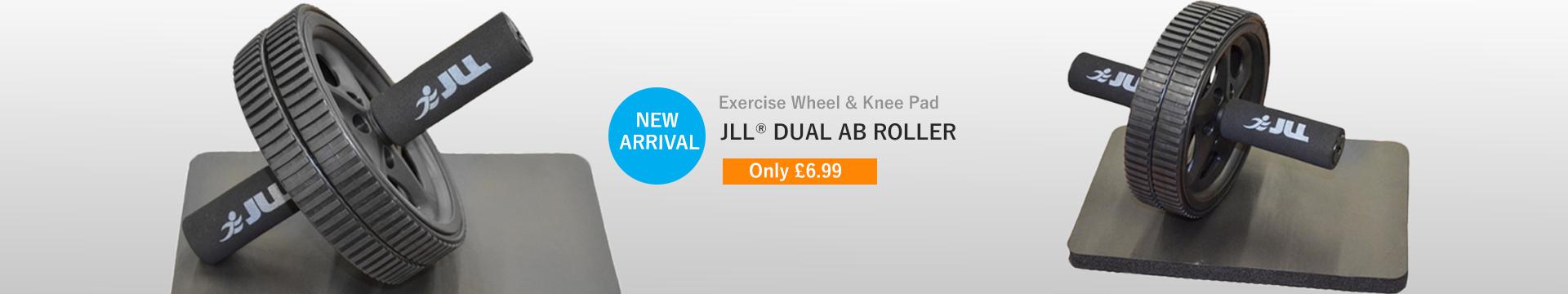 Dual Ab Roller