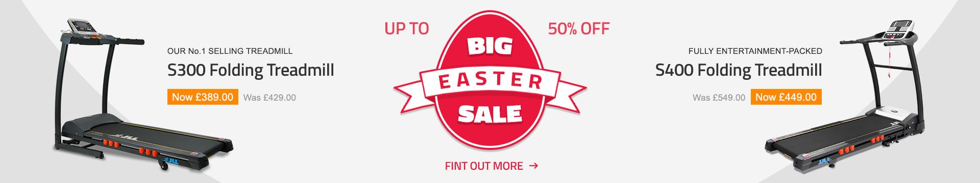 Easter BIg Sale Offer Fitness
