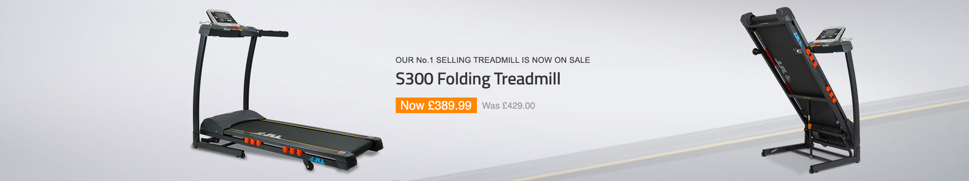 S300 Folding Treadmill