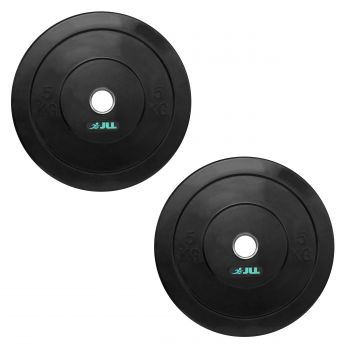 JLL® Olympic Weight Plates-5kg x2 (10kg)
