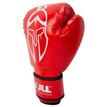 Combat Range Junior Boxing Gloves Red