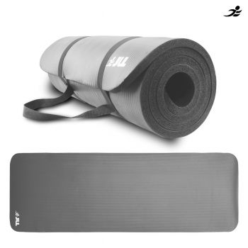 Yoga Mat - Large -Grey