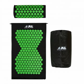 JLL Acupressure Mat Set-Green