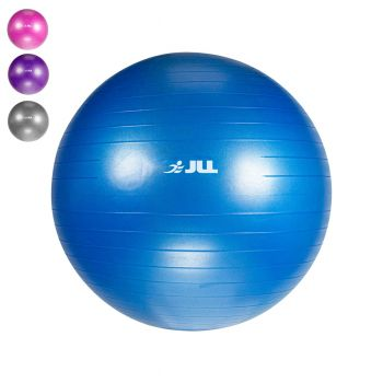 gym ball 55cm blue