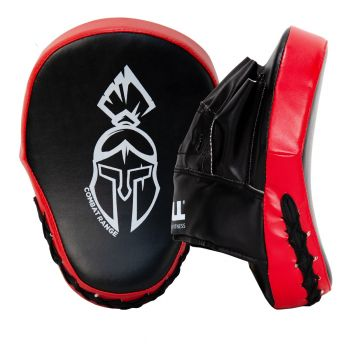 JLL Combat Range Curved Hook and Jab Pads