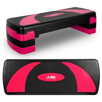 JLL XL Aerobic Stepper-Pink