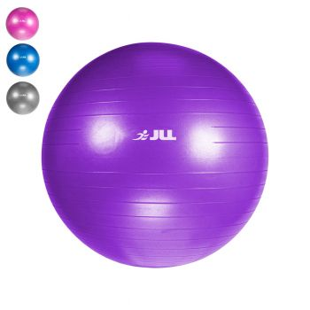 gym ball 55cm purple