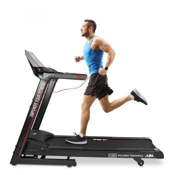 JLL T450 Folding Treadmill