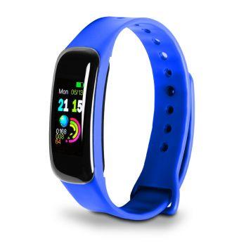 JLL W100 Smart Watch-Blue