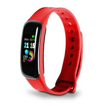 JLL W100 Smart Watch-Red