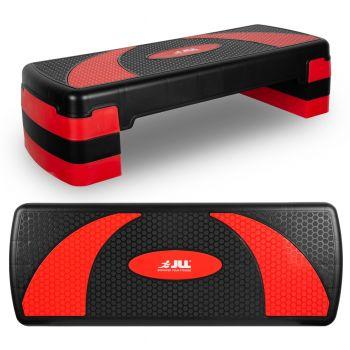 JLL XL Red Aerobic Stepper