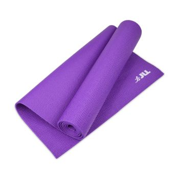 yoga mat purple 6mm thick