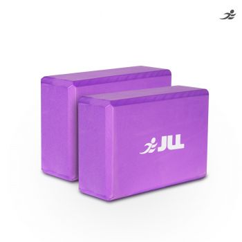 JLL Yoga Blocks - Pair