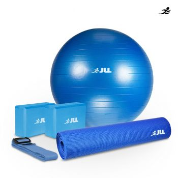 Yoga Sets - Starter / Essentials / Complete-Blue-Starter