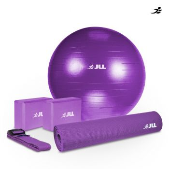 Yoga Sets - Starter / Essentials / Complete-Purple-Starter