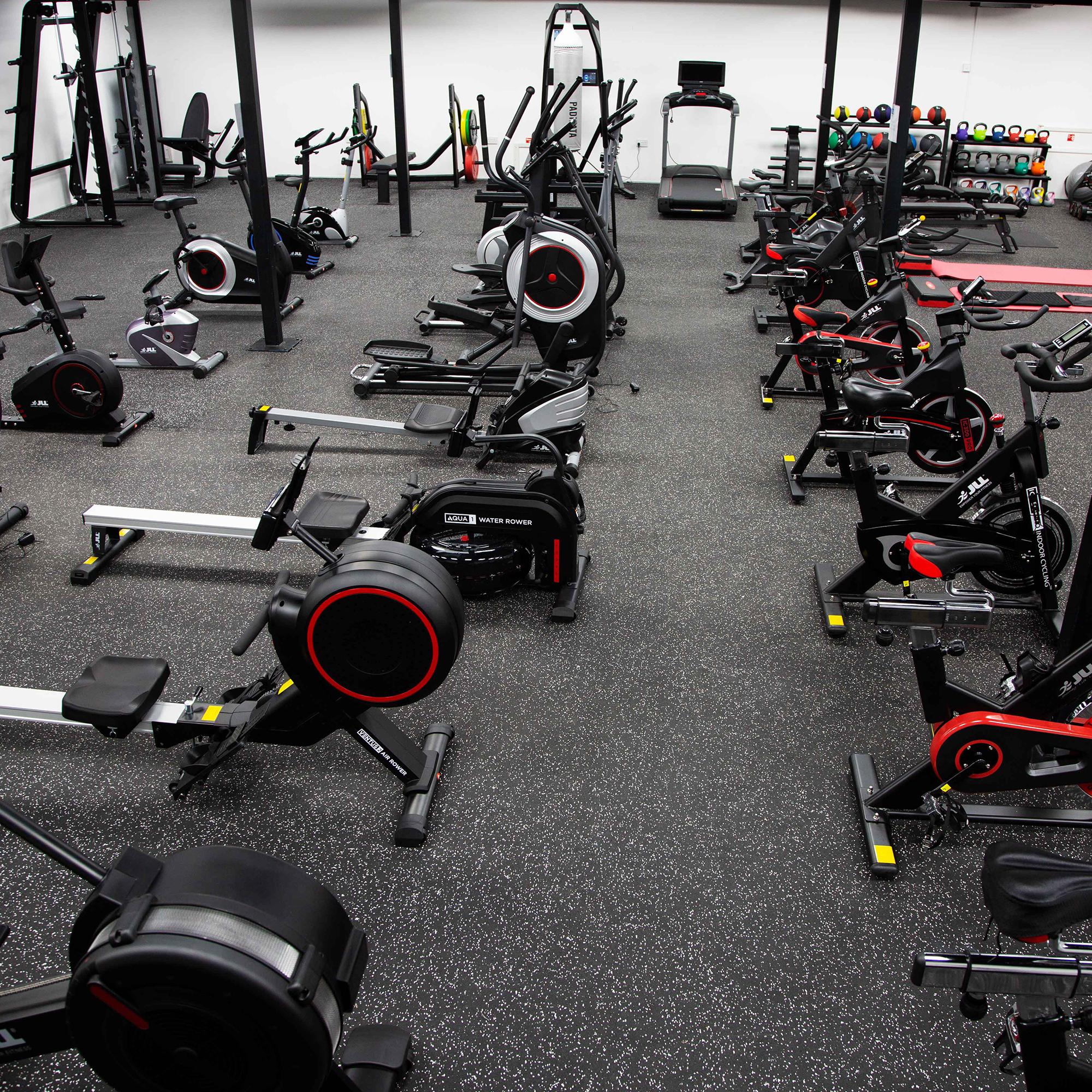 JLL Fitness Treadmills Stock