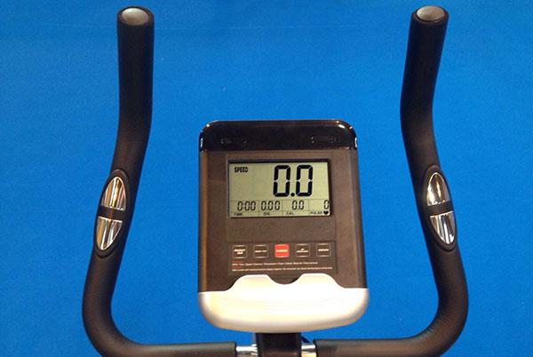 exercise bikes handle