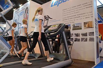 Leisure Industry Exhibition Birmingham