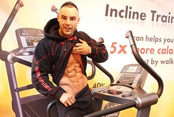 jll fitness demo models