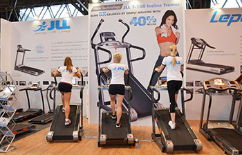 JLL Fitness Leisure show 2013