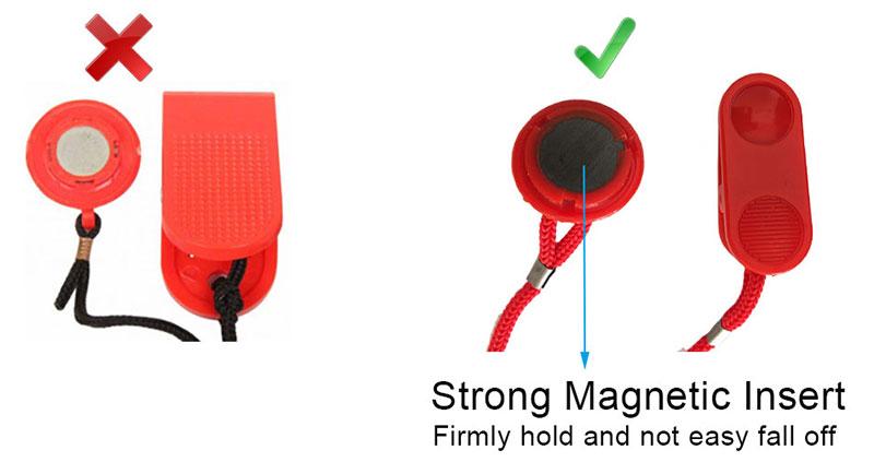 safety key