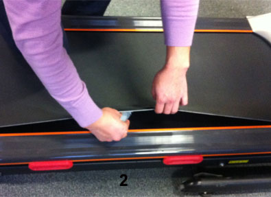 lubrication treadmill